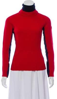 Moncler Medium-weight Turtleneck Sweater