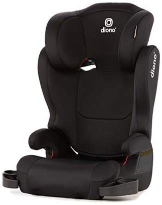 Diono Cambria 2 High-Back Children's Booster Seat - 6 Position Head-Support, Group 2/3 (18 - 54 kg), Black