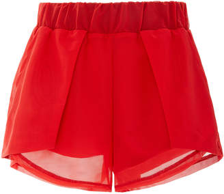 Michi Drive Cropped Athletic Short