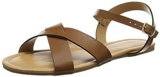 Dorothy Perkins Women's Falcon Open Toe Sandals,37 EU