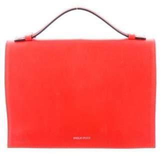 Emilio Pucci Soft Leather Satchel
