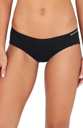 MIGHTY GOOD UNDIES 2-Pack Stretch Organic Cotton Hipster Girlfriend Panties