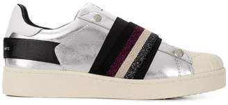 Moa Master Of Arts elasticated strap sneakers
