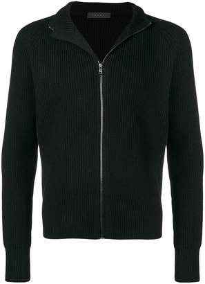 Falke ribbed knit cardigan