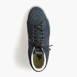 J.Crew Vans® Sk8-Hi sneakers in textured suede