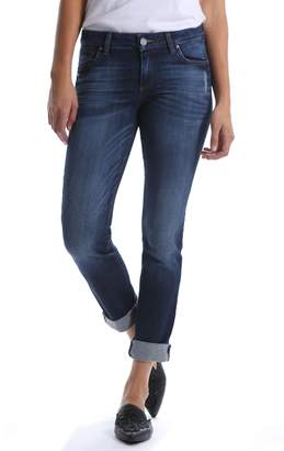 KUT from the Kloth Catherine Distressed Boyfriend Jeans
