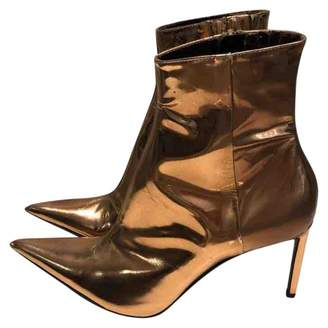 Haider Ackermann Other Leather Ankle boots