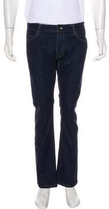 Missoni Straight-Leg Five Pocket Jeans