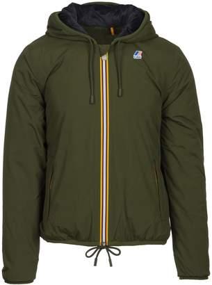 K-Way K Way Jacques Ripstop Marmotta Jacket