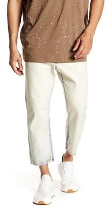 Diesel Rhial Slim Cropped Jeans