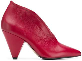 The Seller tapered heel pumps