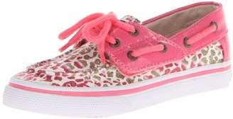 Sperry Bahama JR Childrens Girls Deck / Boat Shoes