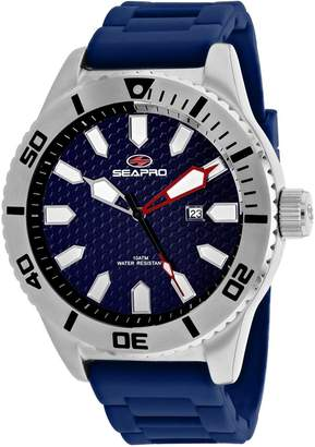 Seapro Men's Casual Brigade Dial Classic Analog Watch (Model:SP1313)