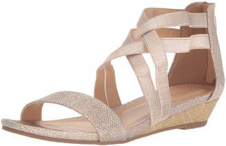 Kenneth Cole Reaction Women's Great Stretch Low Wedge Sandal