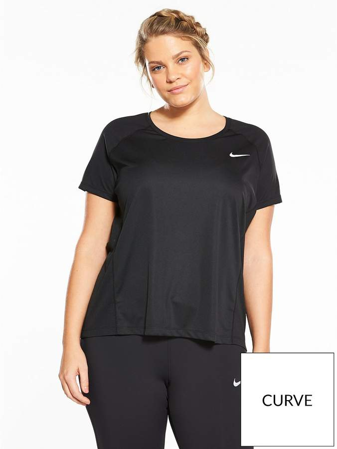 Plus Size Dry Miler Top