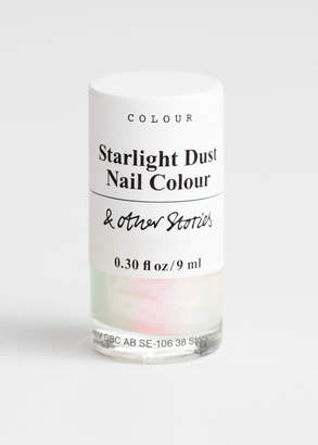 And other stories Starlight Dust Nail Polish