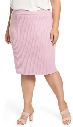 Leith Rib Knit Skirt
