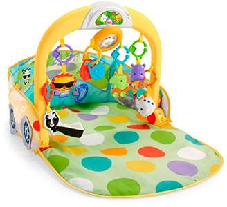 Fisher-Price CHP85 Rainforest Friends 3-in-1 Musical Activity Gym, New-Born Baby Play Mat with Music and Sounds, Suitable from Birth