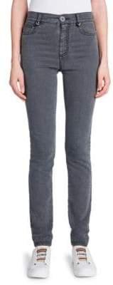 Fendi Faded Denim Trousers