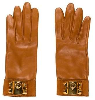 Hermes Collier de Chien Gloves