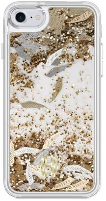 House Of Harlow Liquid Glitter Case for iPhone 8