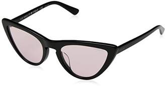 Vogue Gigi Hadid for Eyewear +Women's+VO5211S+Cateye Round Sunglasses+ Acetate/Pink+54mm