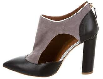 Malone Souliers Elaine Cutout Booties