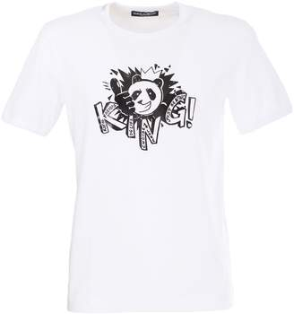 Dolce & Gabbana cotton jersey t-shirt