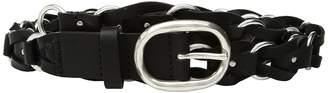 Rag & Bone Mason Woven Belt Women's Belts