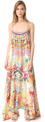 Camilla Flower Hour Long Dress $700 thestylecure.com