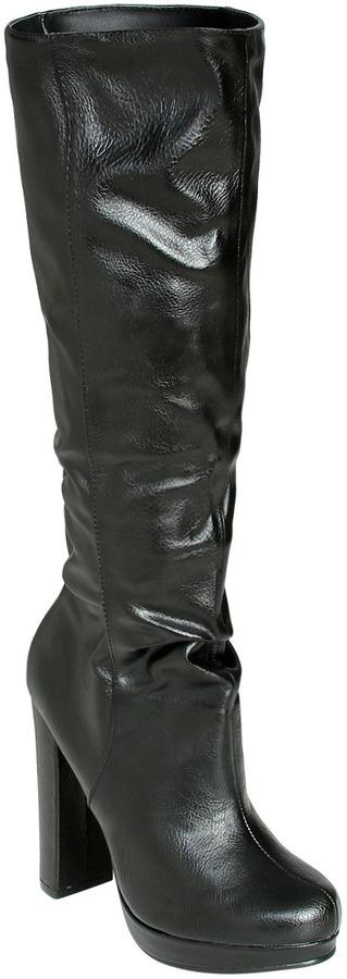 Arden B Slouchy Platform Boot