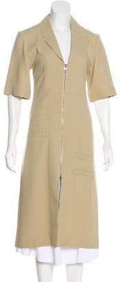 J.W.Anderson Virgin Wool Long Coat