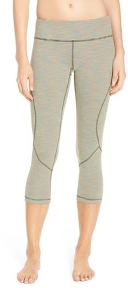 Women's Zella 'Live In' Crop Leggings $52 thestylecure.com