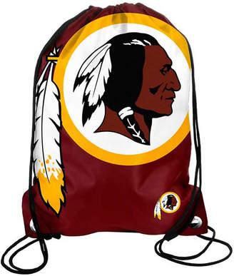Redskins Forever Collectibles Washington Big Logo Drawstring Bag