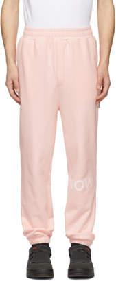 Double Rainbouu Pink Out Now EZ Lounge Pants