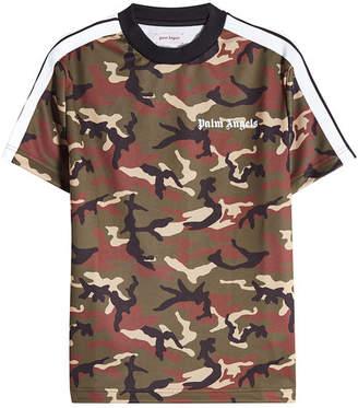 Palm Angels Camo Print T-Shirt