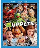 Disney The Muppets - Blu-ray and DVD Combo Pack