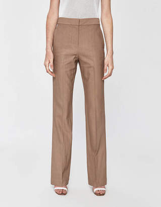 Tibi Jamie Bootcut Suit Pant