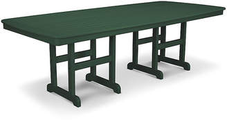 Polywood Nautical Dining Table - Green
