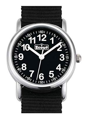 Scout Boys 'Watch Analogue Quartz Fabric 280304002