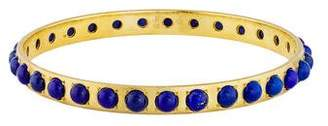 Irene Neuwirth 18K Lapis Bangle