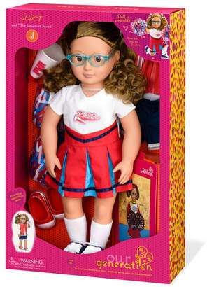 Our Generation Juliet Cheerleading Doll