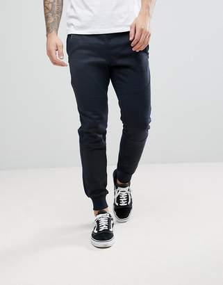Jack and Jones Core Jogger With Fleece Sports Stripe