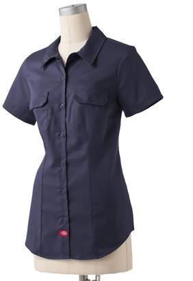 Dickies Performance Twill Work Shirt - Women's