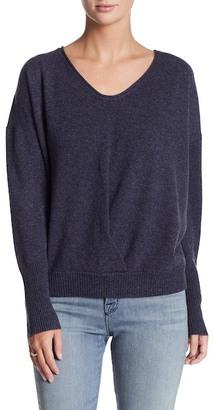 Inhabit Cashmere Sweatshirt $374 thestylecure.com