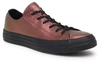 Converse Chuck Taylor All Star Metallic Leather Sneaker (Women)