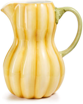 Martha Stewart Collection CLOSEOUT! Farmhouse Gourd Pitcher