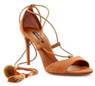 Dolce & Gabbana Pompom Sandal