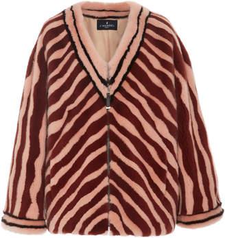 J. Mendel Zip Fur Jacket