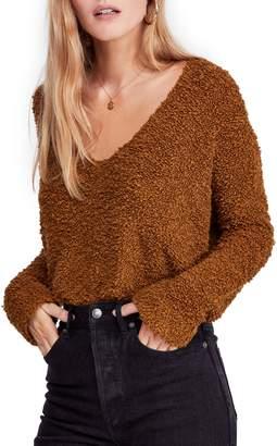 Free People Popcorn Sweater